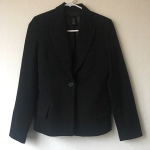 The Limited one button blazer